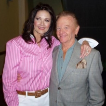 JB with Linda Carter