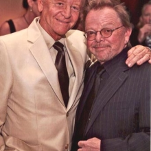 JB with Paul Williams