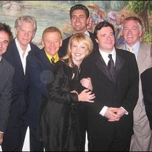 Cast photo from Broadway show