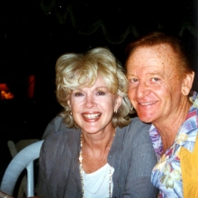 JB with Connie Stevens