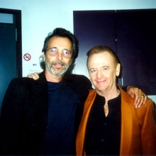 JB with Herb Alpert