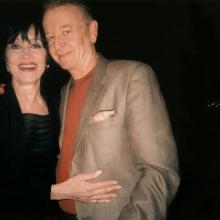 JB with Chita Rivera