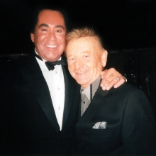 JB with Wayne Newton